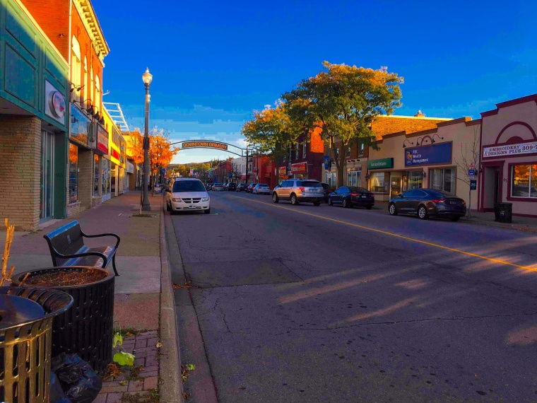 downtown-grimsby